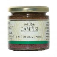 Patè olive nere 220 gr